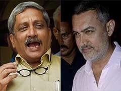 Rahul Gandhi Attacks Manohar Parrikar, RSS Over Jibe Against Actor Aamir Khan