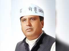आप कार्यकर्ता की ख़ुदकुशी के मामले में AAP विधायक शरद चौहान समेत 7 लोग गिरफ्तार