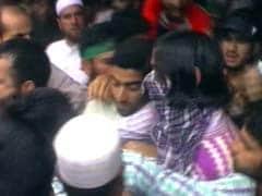 लश्कर-ए-तैयबा के शीर्ष आतंकी अबु दुजाना को कश्मीर में रैली के दौरान देखा गया : सूत्र