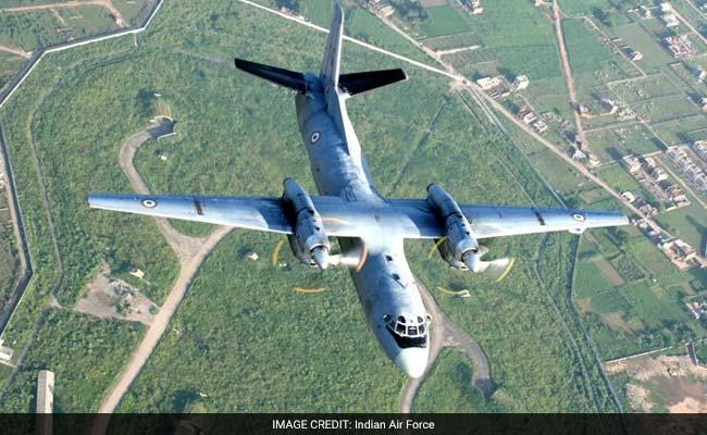 A Ping, So Far Unheard, Could Help Find The Air Force AN-32 Plane