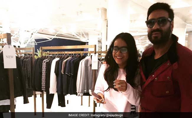 What Ajay Devgn's Daughter is Tweeting After Taking Over Dad's Account