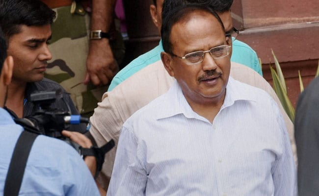 Ajit Doval Arrives In Beijing Amid Sikkim Sector Standoff