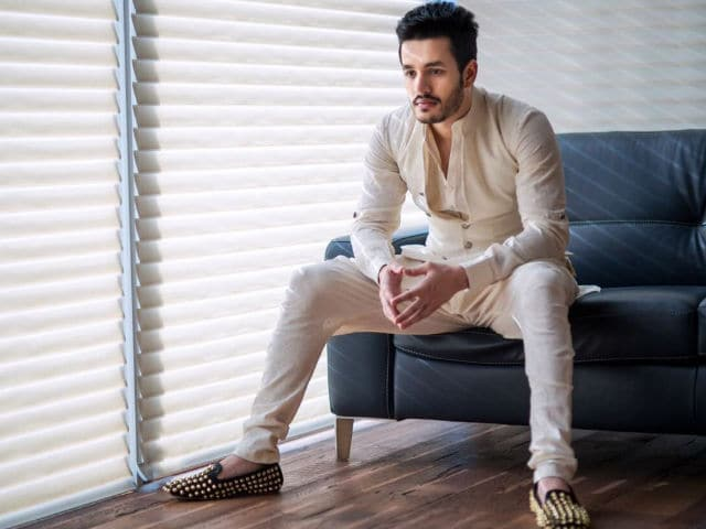 Akhil's New Film to be Launched on Father Nagarjuna's Birthday