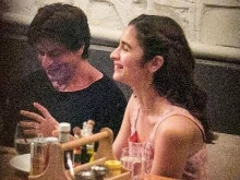 <I>Dear Zindagi</i>, Thank You For This Pic of Shah Rukh Khan and Alia Bhatt