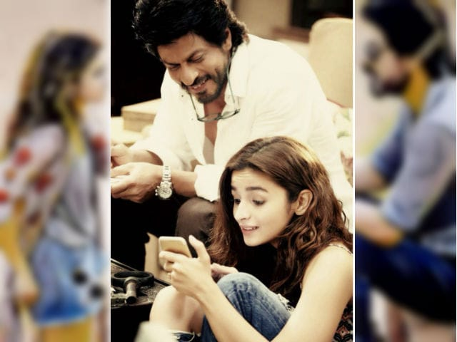 Dear Zindagi, Thank You For This Pic of Shah Rukh Khan and Alia Bhatt
