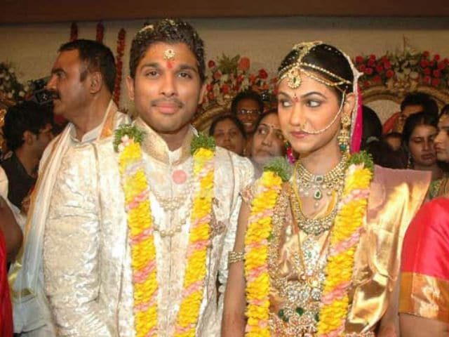Allu Arjun And Sneha Reddy Are Expecting Their Second Child
