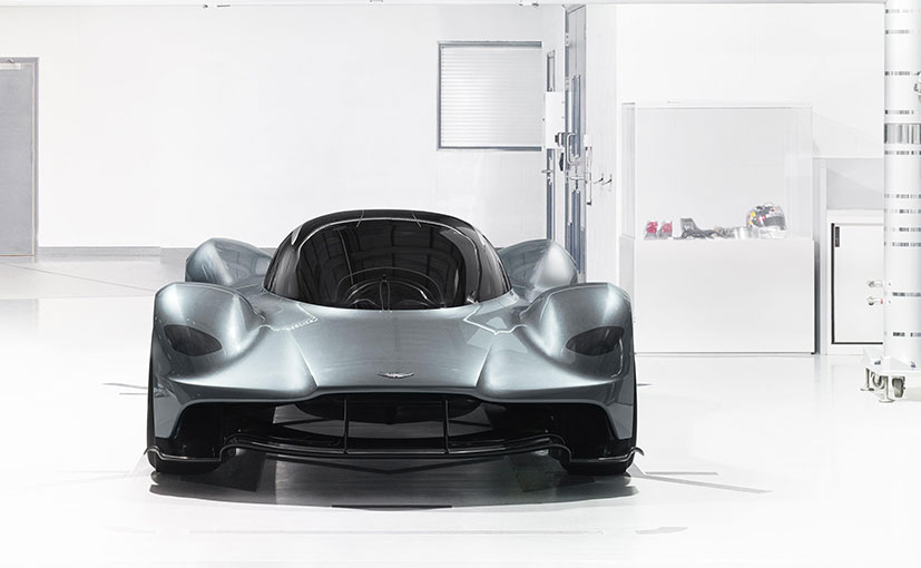 Aston Martin S Am Rb 001 Hypercar Will Offer Top Speed Of 402kmph
