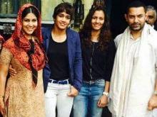 Aamir Khan is Impressed by One-Take Actor Sakshi Tanwar