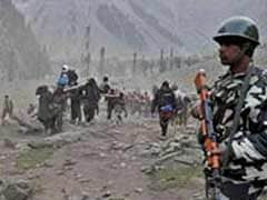 30,000 Paramilitary Personnel To Guard Amarnath Yatra Routes