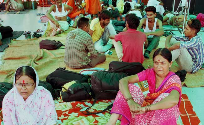 Green Panel Raps Amarnath Board For Lack Of Facilities To Pilgrims
