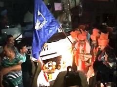 आतंकी खतरे के बीच अमरनाथ यात्रा शुरू, पूरे रास्ते में कड़ी सुरक्षा