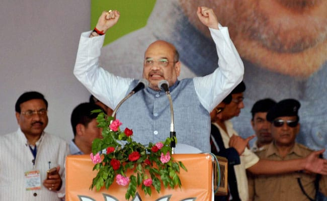 Nationalism Being Questioned In Name Of Freedom Of Expression: Amit Shah