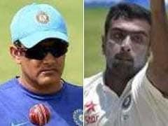 पहली पारी में विकेटहीन रहे अश्विन के काम आई कुंबले की सलाह, दूसरी पारी में झटके 7 विकेट...