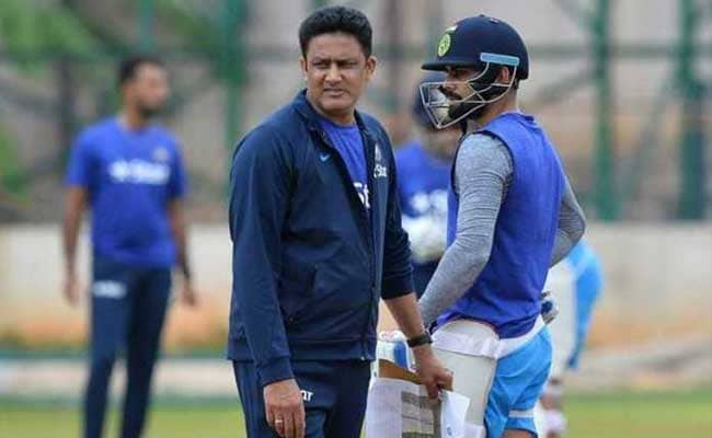 INDvsAUS:रांची टेस्ट से पहले कोच अनिल कुंबले ने कहा-खिलाड़ियों के आक्रामक तेवरों पर लगाम नहीं लगाएंगे