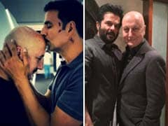Anupam Kher Credits Akshay Kumar For Weight Loss, Gets Answering Tweet