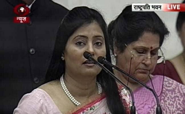 बीजेपी को लग सकता है बड़ा झटका, प्रियंका गांधी के संपर्क में मोदी सरकार में मंत्री अनुप्रिया पटेल : सूत्र