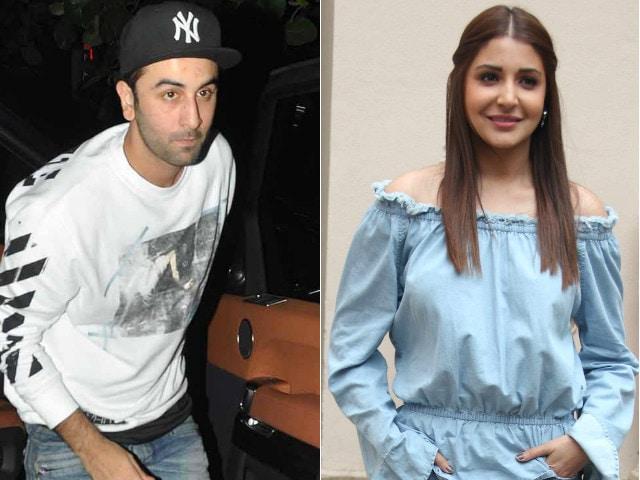 What Were Ranbir Kapoor and Anushka Sharma Doing at Bandra Studio in Dead of Night?
