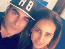 The Internet Has Identified the Woman With Arbaaz Khan in Those Pics