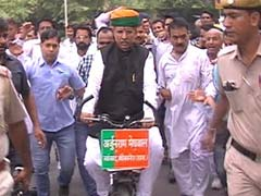 From Weaver To IAS To Minister, Arjun Ram Meghwal Is Inspiration For Many