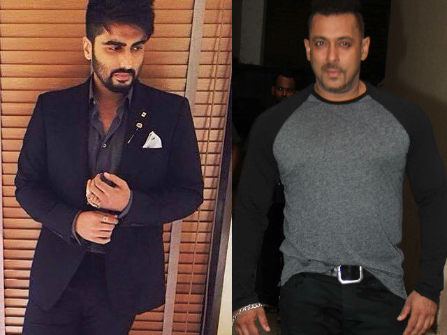 Arjun Kapoor on Salman Khan's Comments: Let's Not Jump to Conclusions