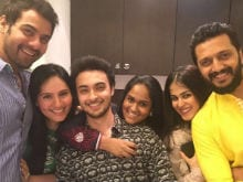 <I>Great Grand Masti</i>: Eid With Arpita, Riteish and Genelia
