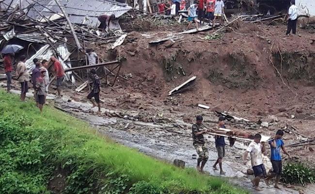 Over 100 Families Homeless In Arunachal Pradesh As Flood Situation Worsens