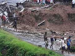 10 Killed, Many Feared Trapped In Arunachal Landslide