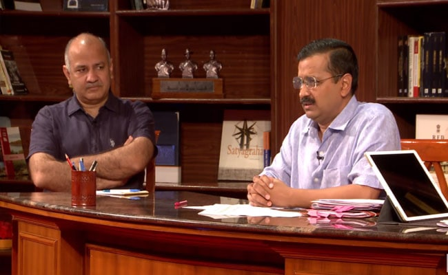 Where Is Free WiFi, Arvind Kejriwal Asked On 'Talk To AK'. What He Said