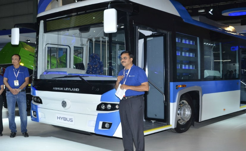 Ashok Leyland to Deliver 3,600 Buses to Various STUs - NDTV