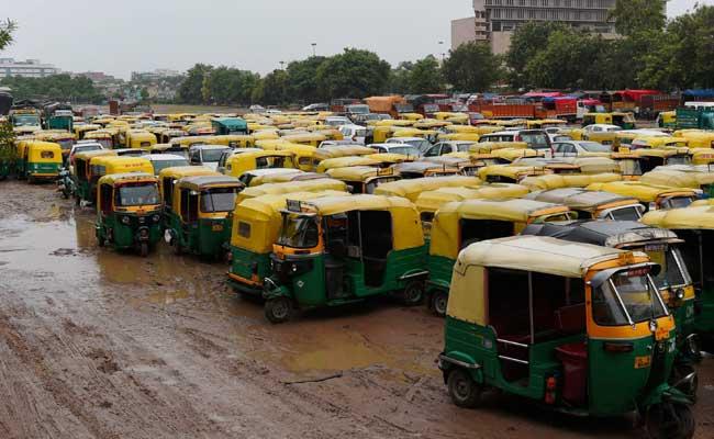 No 'Seat Belt', Autorickshaw Driver Fined Rs 1,000 In Bihar