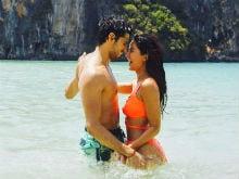 After <I>Kala Chashma</i> Swag, Sidharth, Katrina's Romance <I>Ko Baar Baar Dekho</i>