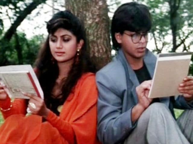 A Baazigar Reunion: Shilpa Shetty's First Ever Hero, Shah Rukh Khan