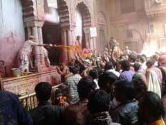 Mathura's Banke Bihari Temple Joins 100 Crore Club, Renovation Soon