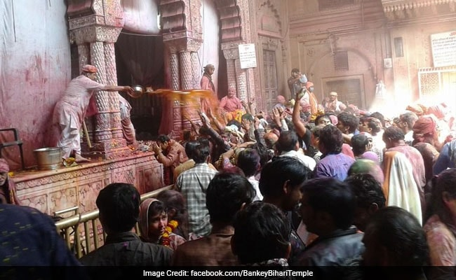 Mathura's Banke Bihari Temple Joins 100 Crore Club, Renovation Soon