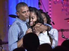 Obama Said Leaving Malia At College Was 'Like Open Heart Surgery.' Of Course He Cried.
