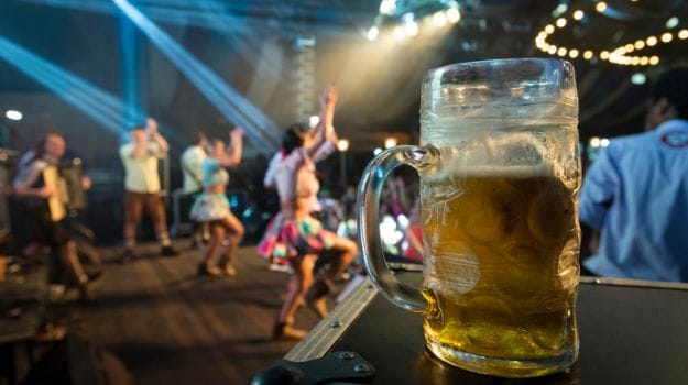 Music Can Actually Bring Your Beer Alive