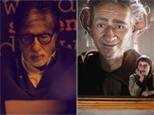 Amitabh Bachchan is <I>The BFG</I> of the Hindi Version of Spielberg's Film