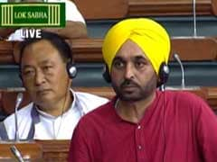 For AAP's Bhagwant Mann, Video Row Followed By Drinking Charges: 10 Facts