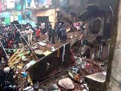 भिवंडी में इमारत ढहने से आठ लोगों की मौत हुई, न कि नौ : कलेक्टर
