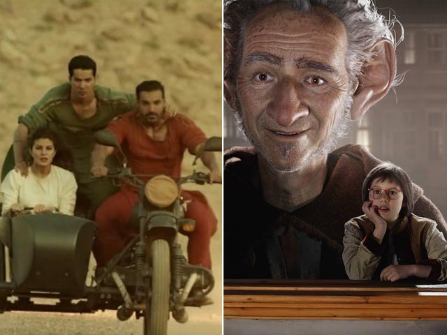 Today's Big Releases: Dishoom, The BFG