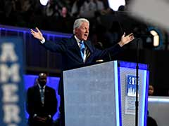 Only The Clintons: Bill Delivers The Speech No One Else Could