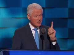 'Hillary's Still The Best Darn Changemaker I Have Ever Known': Bill Clinton