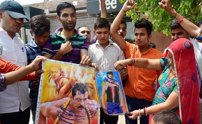 bishnoi protest against salman pti