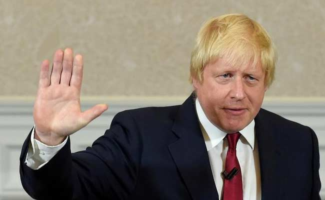 British Foreign Minister Boris Johnson Cancels Visit To Moscow Over 'Developments In Syria'