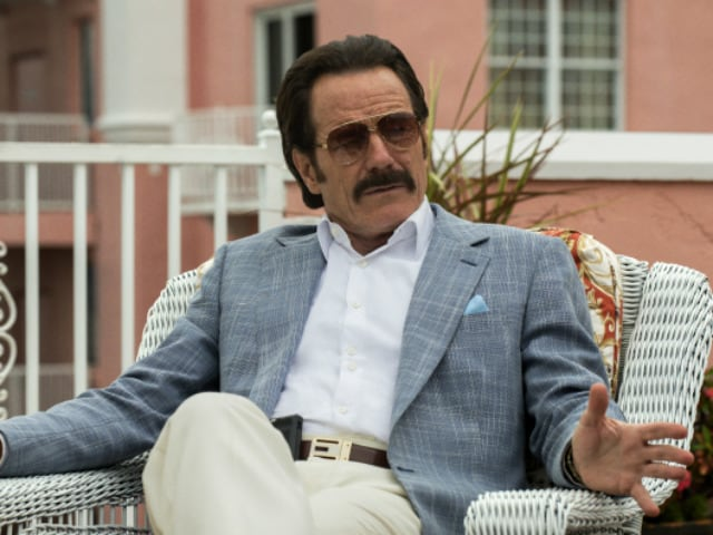 Bryan Cranston Will be Breaking Bad as The Infiltrator in Drug Film