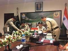 लाहौर में बीएसएफ और पाक रेंजर्स की बैठक खत्म