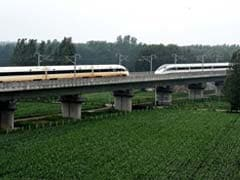 China Says 'Pleased' At India-Japan High Speed Rail Cooperation