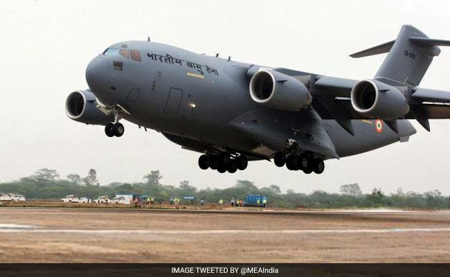 After China's Nod, India to Send Plane for Evacuation On February 26