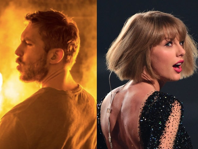 Taylor Swift's Ex Calvin Harris Slams Her in Series of Tweets