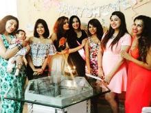 Inside Chahatt Khanna's <I>Bada Achha</i> Baby Shower With Friends